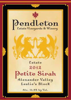 PendletonPetiteSirah