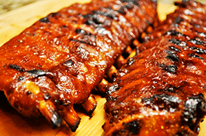 Baby Backed Ribs