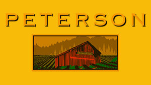 Peterson Winery Logo
