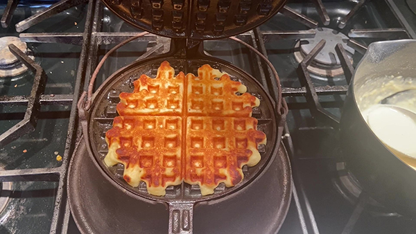 Waffles Part Two